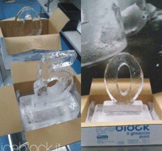 creazioni in ghiaccio