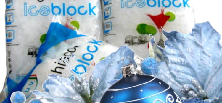 """""""Ice Christmas 2019"""": cubetti di ghiaccio regalano sorprese"""